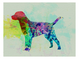 Labrador Retriever Watercolor