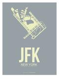 Jfk New York Poster 1