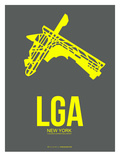 Lga New York Poster 1