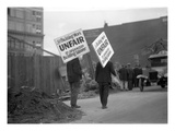 Union Pickets  ca 1925
