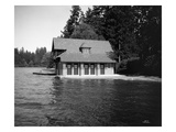 Thornewood Castle Boathouse  Lakewood  WA  1916