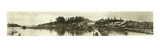 Panoramic Photo of Gig Harbor  WA (January 16  1927)