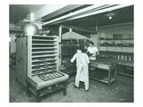 Winthrop Hotel Bakery  1927