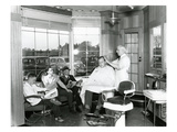 Lakewood Barber Shop  1940