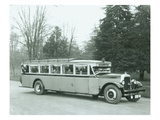 North Coast Lines Motor Coach  1927