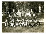 Spanaway Baseball Team (1907)