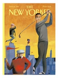 The New Yorker Cover - June 10  1996