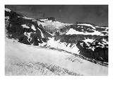 Ingraham Glacier Above the Cowlitz Glacier  ca 1905