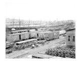 Milwaukee Freight Yards  1926