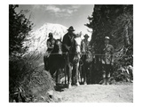Dedication of Mount Rainier National Park Horse Trail  July 9  1931