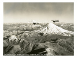Mt St Helens - Mt Rainier  1937