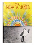 The New Yorker Cover - March 18  1974