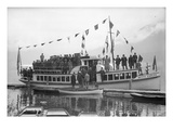 SS the Betty Earles  Lake Crescent  1916