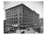 Colman Building  Seattle  1916