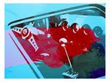Ferrari Cockpit