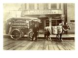 Albert G Bonner Photography Studio  ca 1901