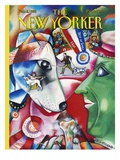 The New Yorker Cover - February 8  1993