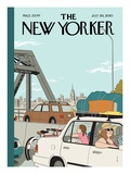 The New Yorker Cover - July 26  2010