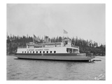 "Gig Harbor Ferry ""Defiance"" (April 1  1927)"