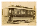 Tacoma Railway and Motor Company Street Car  North K Street Line (ca 1899)