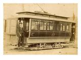 Tacoma Railway and Motor Company Street Car  North K Street Line (ca 1899)