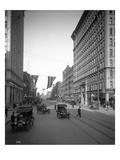 Riverside Avenue  Spokane  1916