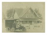Henry M Thoren  Representing the JR Watkins Medical Co (ca 1920)
