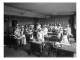 Cooking Class  Seattle  1909