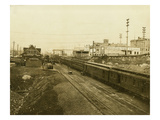 Chicago  Milwaukee  and Puget Sound Railroad Train Depot  Tacoma  WA (May 2  1912)