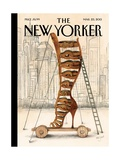 The New Yorker Cover - March 25  2013