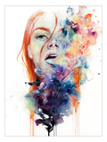 This Thing Called Art Is Really Dangerous Reproduction d'art par Agnes Cecile
