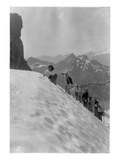 Mountaineers in the North Cascades  ca 1909