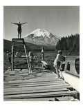 Spirit Lake  Skamania County  ca 1950