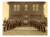 Eagle Hose Co No 2  Tacoma (ca 1888)