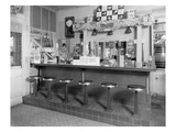 Dining Counter  ca 1929