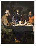 The Pilgrims at Emmaus