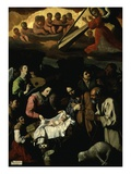 The Adoration of the Shepherds  1638