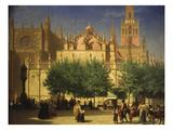 Seville Cathedral (La Cathédrale De Seville)  Spain