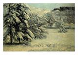 Neige (Snow)  1868