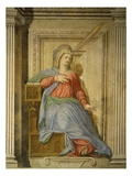 Madonna of the Annunciation  Fresco  Library