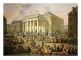 La Grande Braderie À Lille (Great Market in Lille  France)  1780