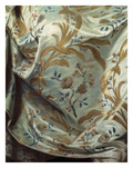 Dress Fabric  from Jeanne Antoinette Poisson  Marquise De Pompadour  1722-64