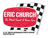 Eric Church - Penticton CA