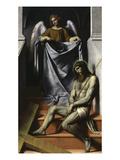 Ecce Homo with Angel  C 1550