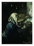 La Madelaine Ou La Douleur (Mary Magdalene  or Sadness)  C 1868-69