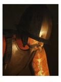 Head of Soldier with Helmet  from Le Reniement De Saint Pierre (Saint Peter's Denial of Christ)