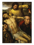 Descent from the Cross 1492-4