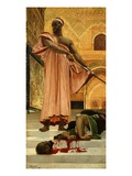 Execution Without Trial under Moorish Rulers in Granada  Spain  1870 (Rf 22)