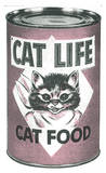 Vintage Cat Food
