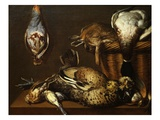 Nature Morte Aux Gibier (Still Life with Game)  1671